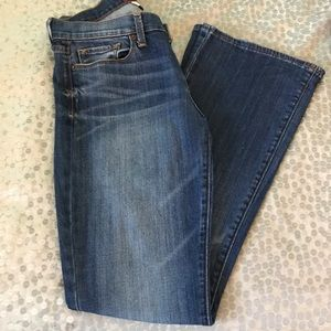 Lucky Brand Jeans Sofia Boot size 8/29 regular